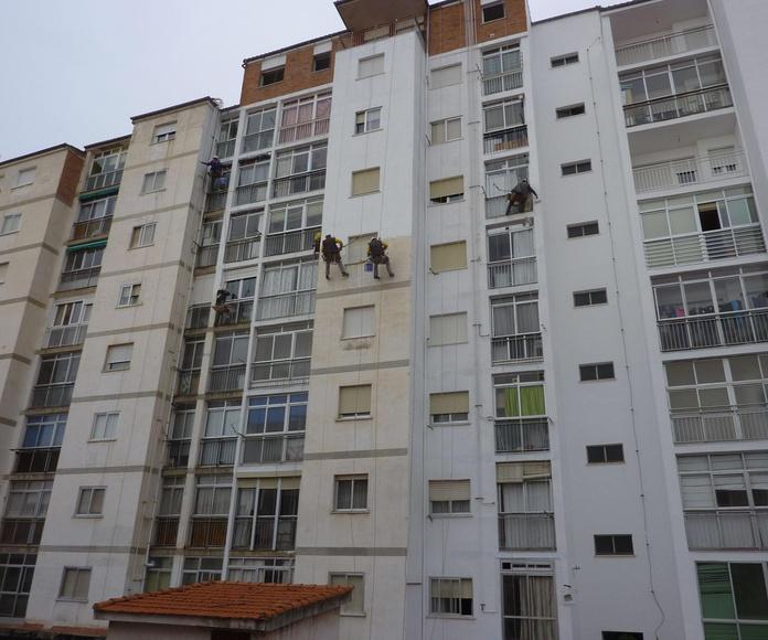 Mantenimiento comunidades de vecinos en Zamora