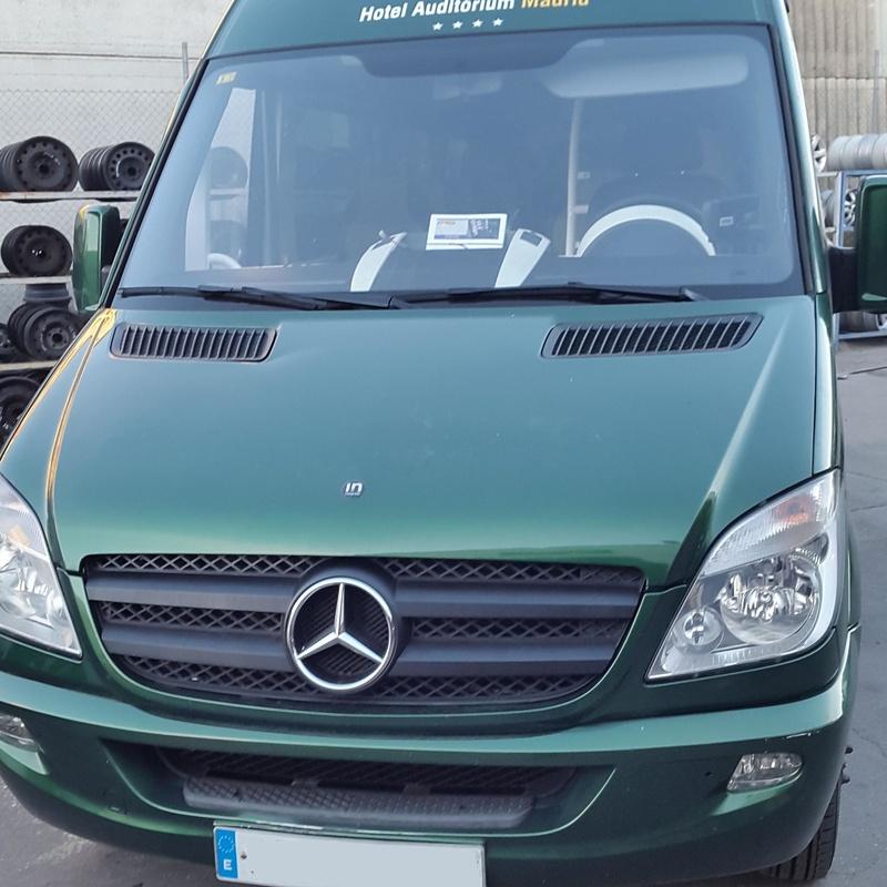 Sprinter v6 350 GLP 274 cv