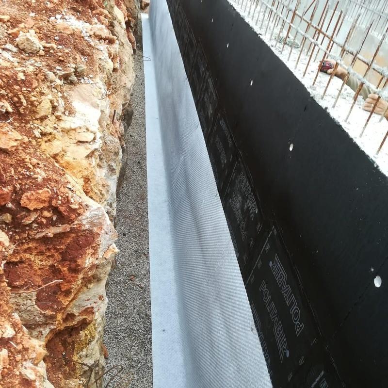 Reparar aljibes, piscinas y fosas sépticas: Servicios de Impermeabilizaciones Laachiri Bachir Ibiza