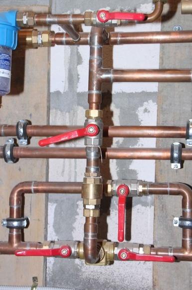 Instalaciones de agua: Servicios de Fontalena