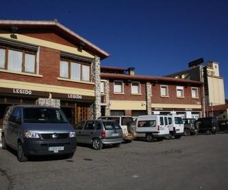 Restaurante: Hostal restaurante de Hostal Legido
