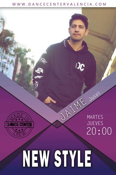 Clases de New Style en Valencia: Clases y Campamentos de Dance Center Valencia