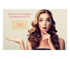 Manicura express 15€