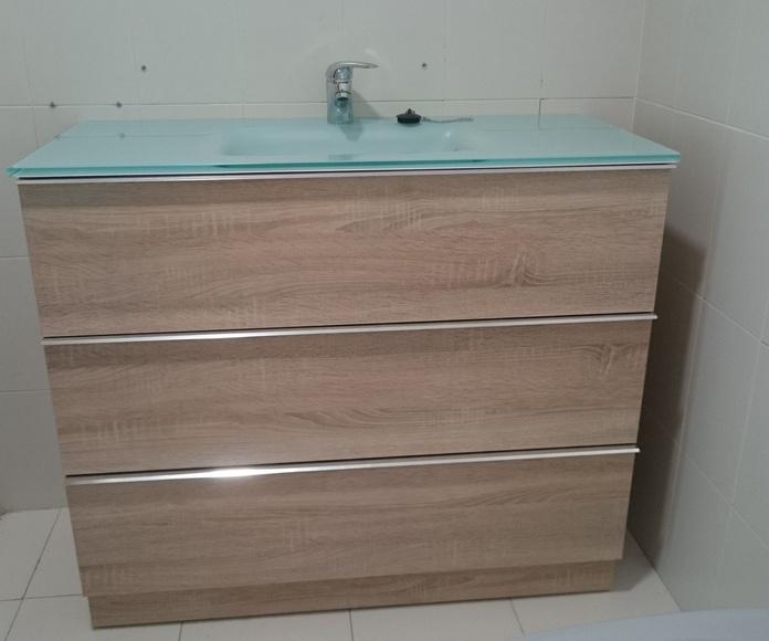 Reformas de baños Albacete