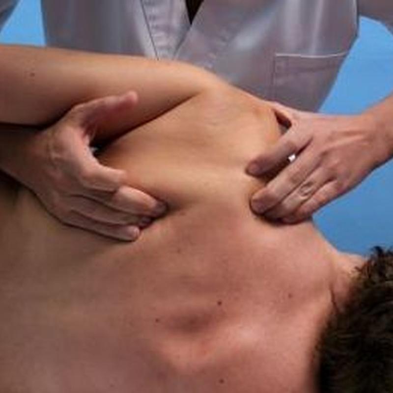 Osteopatía : Tratamientos de Fisioterapia T-Cuida