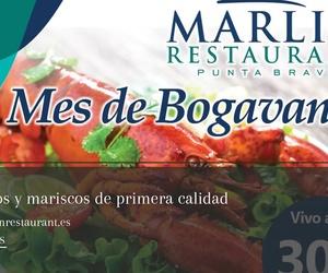 Restaurante de pescados y mariscosen Tenerife | Marlin Restaurant