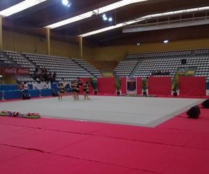 Campeonato Nacional de Gimnasia en el I.M.D de Vigo