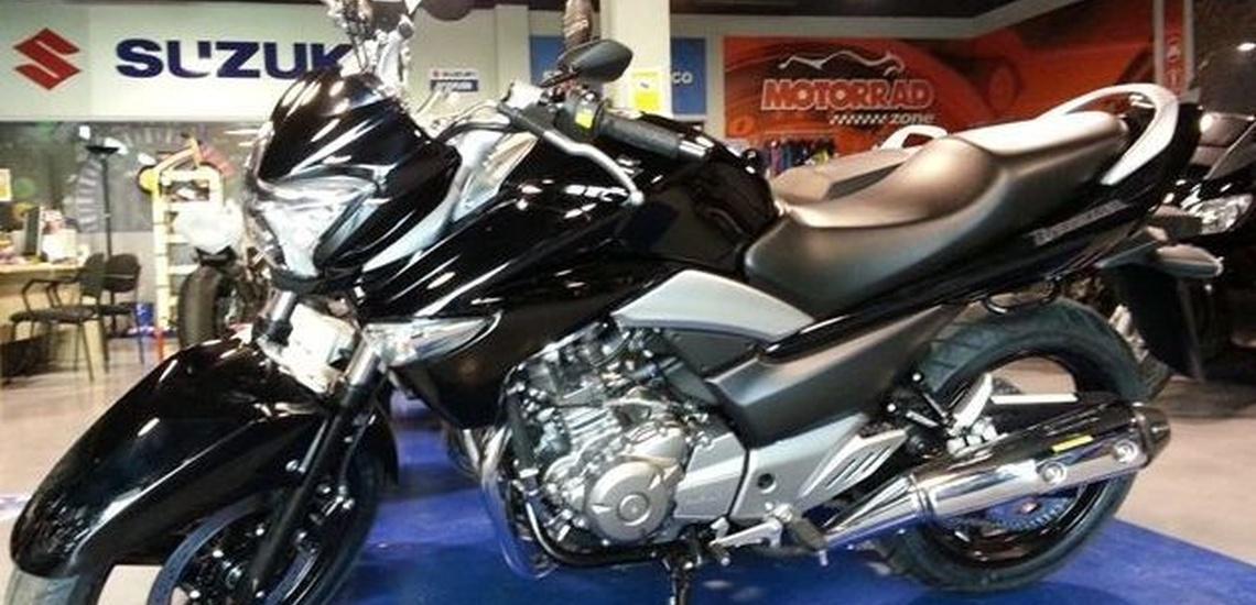 Banco de potencia de motos