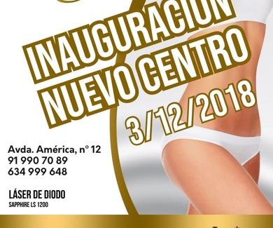 Inauguración de Nuevo Centro en Madrid