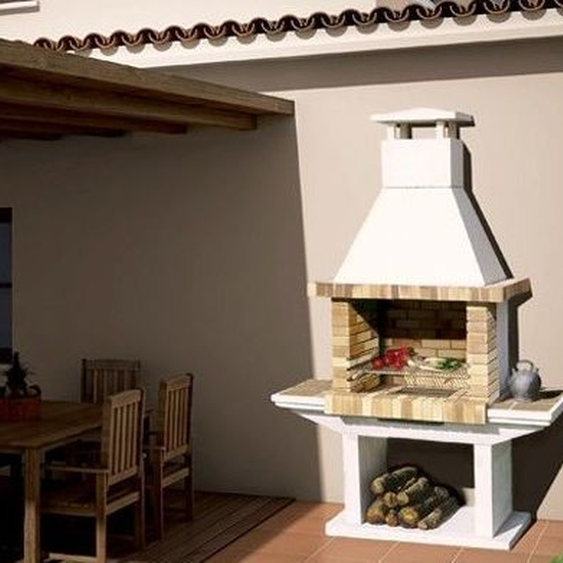 Garrotxa: Productos y servicios de Chimeneas Hergar