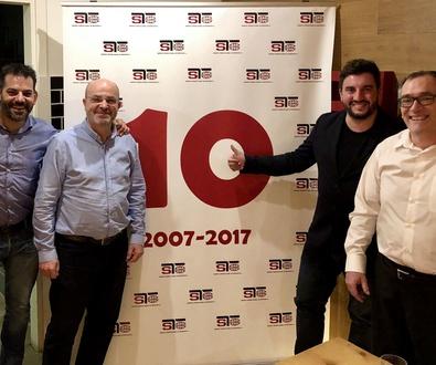 STGlobal celebra su 10º Aniversario