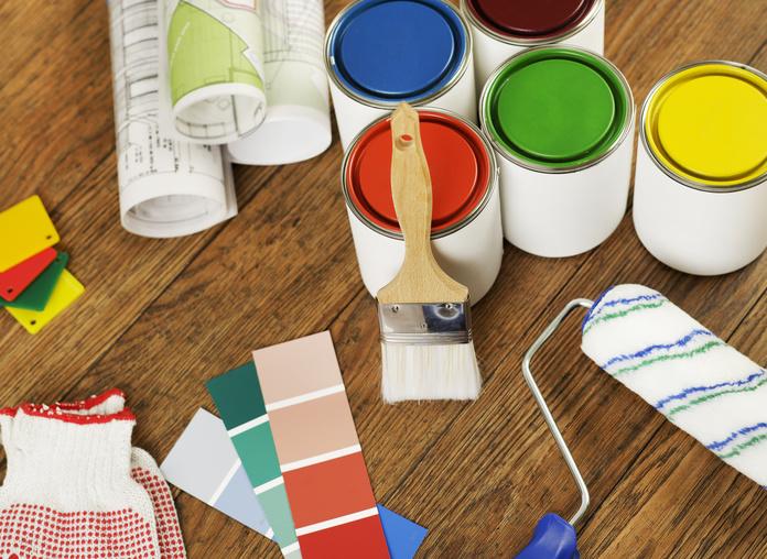 Pintura: Servicios de Construcciones Ricardo Pineda