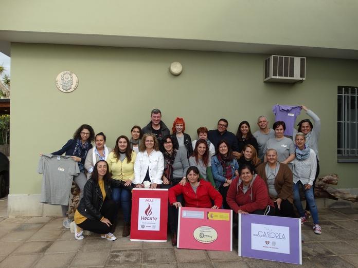 Encuentro PFAES HÉCATE - CASIOPEA: Proyectos y Servicios de Asociación Domitila