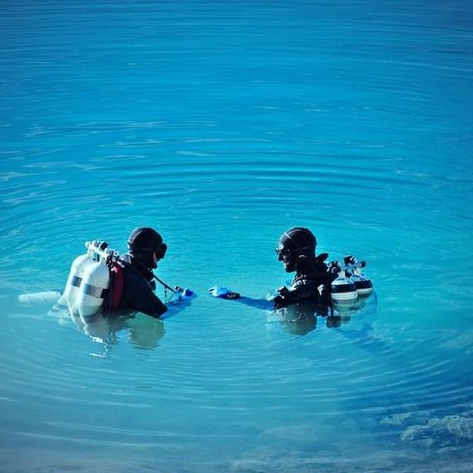 Los mejores lugares para la práctica del buceo en Canarias
