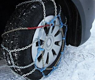 Cómo preparar tu coche para la nieve