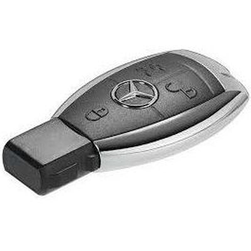 Llave Mercedes, modelo ML, CLC, E CLASS, B CLASS: Productos de Zapatería Ideal