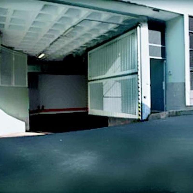 Puertas de garaje: Catálogo de MPS Ascensores