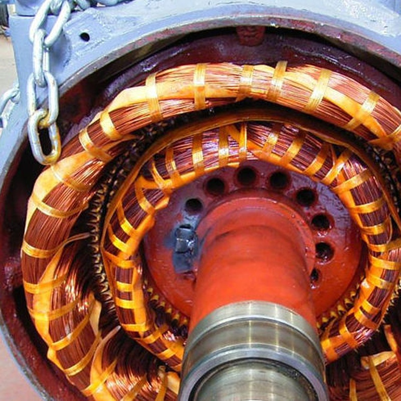 Bobinado de motores: Servicios y Productos de Bobinados Las Quemadas S.C.A.
