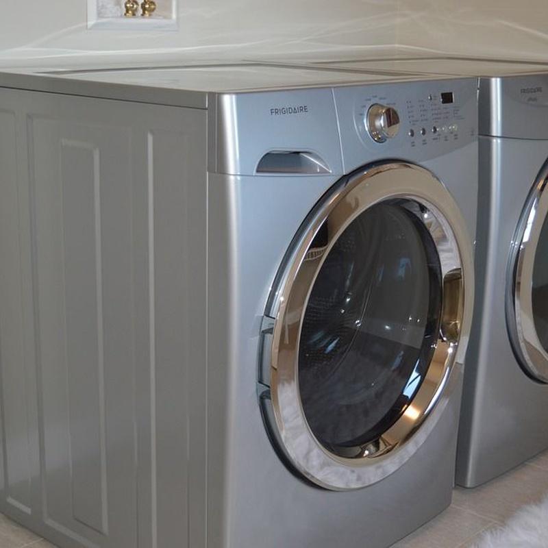 Reparación de secadoras: Servicios de Servicio Oficial AEG, Electrolux, Zanussi