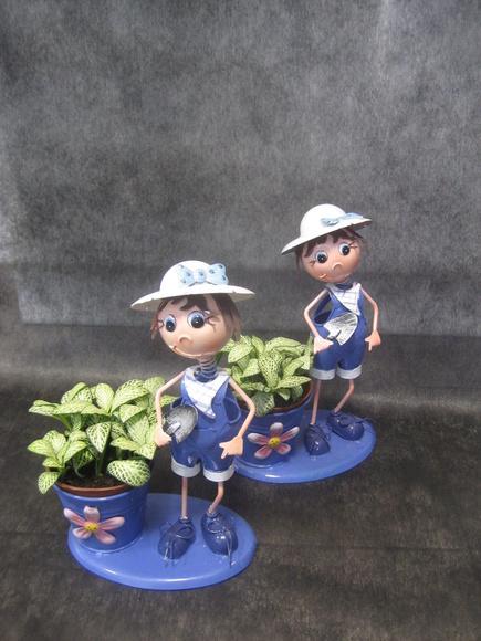 Niños Hojalata: Nuestras flores de Bouquet Flores y Plantas