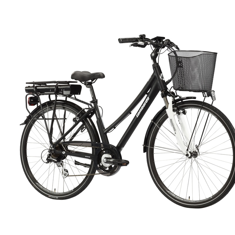LOMBARDO MODENA TREKKING WOMAN:  de E-Bike Guadarrama