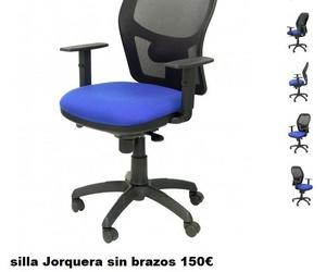silla teletrabajo modelo jorquera en oferta