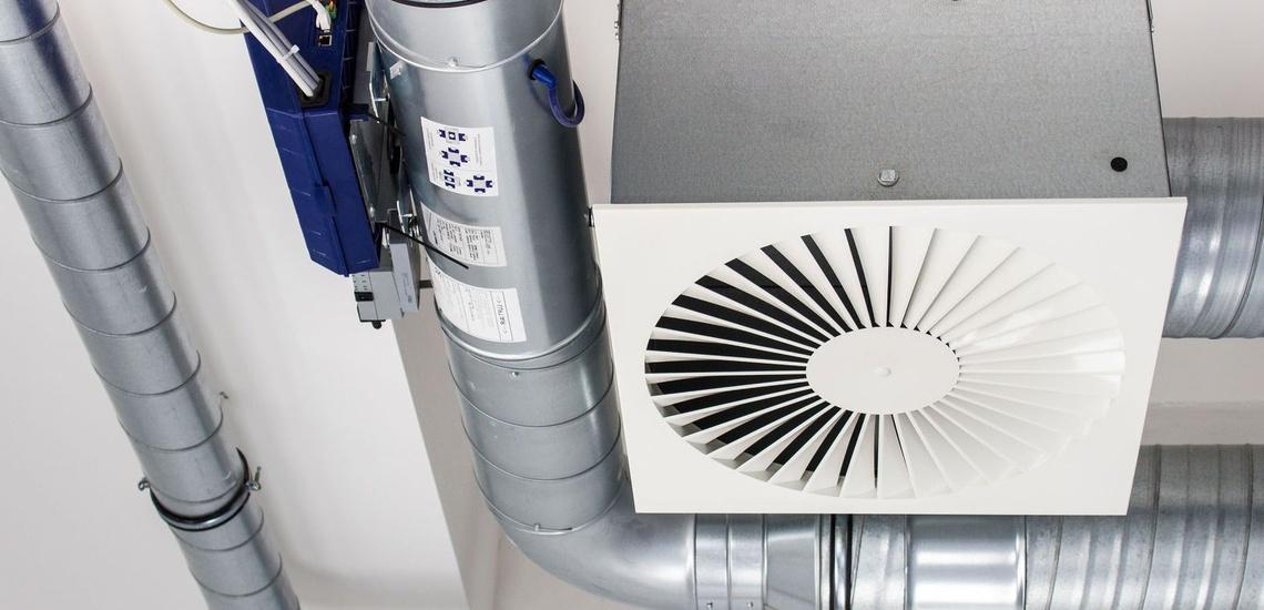 Instalación aire acondicionado por conductos en Sant Feliu de Llobregat