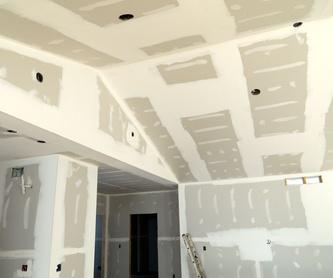 Proyectos con pladur: Servicios de Instalaciones Óscar Magro