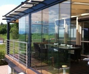 Cerramientos en vidrio y aluminio