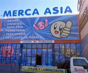 Montaje de rótulos luminosos en Las Palmas de Gran Canaria
