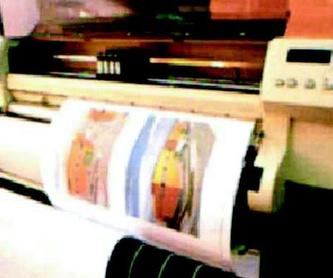 Imprentas. Dannigraph imagen. Mataró