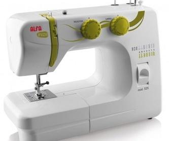 Máquinas de coser: Productos y servicios de Alfa- Refrey