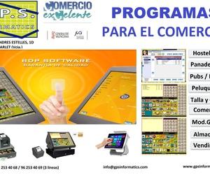 Programas de hostelería en Valencia | G.P.S. Informàtics, S.L.