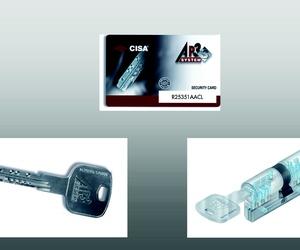 Cilindro de seguridad ABUS BRAVUS