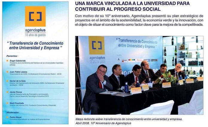 TRANSFERENCIA TECNOLÓGICA: Consultoría de Agendaplus