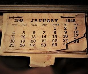 2 calendarios diferentes y divertidos