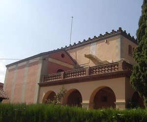 OBRA REALIZADA: MASIA CAN COLL (PARC DE COLLSEROLA) BARCELONA