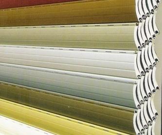 Venecianas de aluminio: Productos y servicios  de Ventanas y Persianas Persiplast