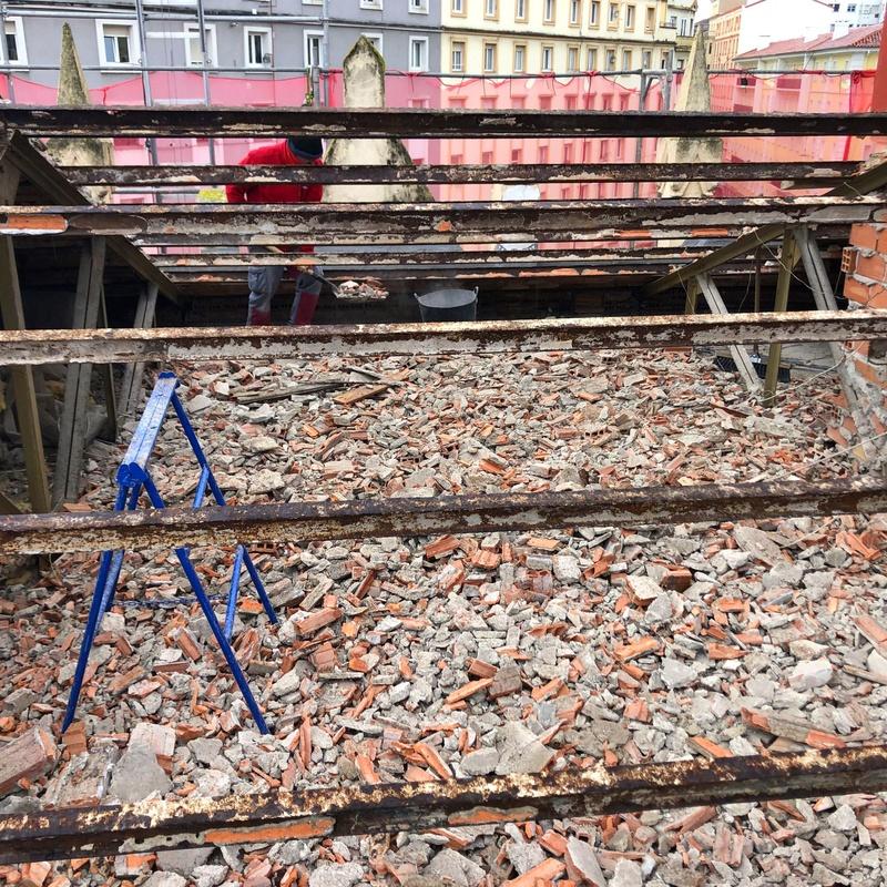 demoliciones previas