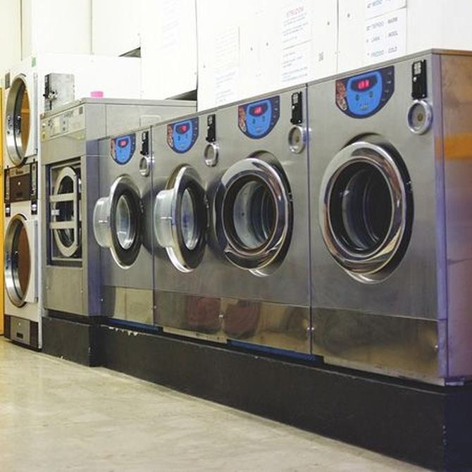 El crecimiento de las lavanderías