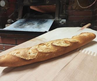 Espiga de máquina: Productos  de Ma Baker
