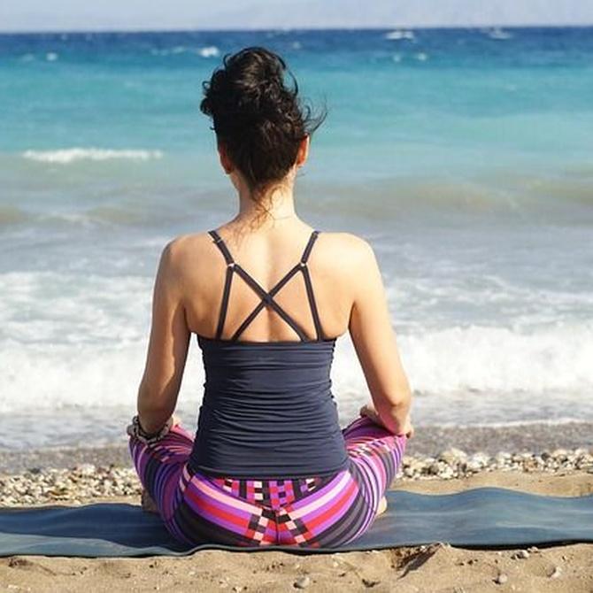 Yoga y ansiedad: cómo influye en el organismo