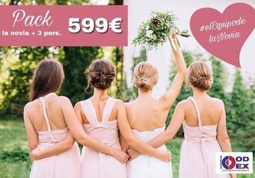Promociones de novias