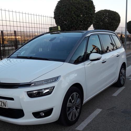 Taxi de 6:00 a 00:00 horas en Creixell, Tarragona