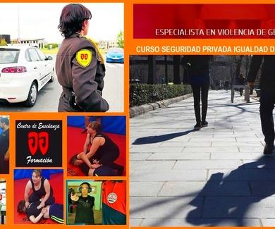 CURSO SEGURIDAD PRIVADA IGUALDAD DE GENERO VIGILANTE SEGURIDAD Y DEFENSA PERSONAL ESPECÍFICA.