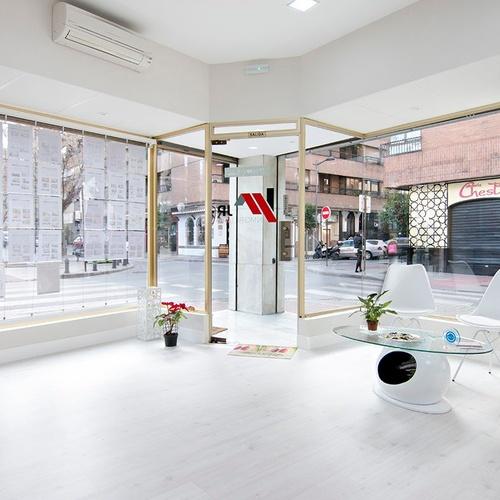 Oficina inmobiliaria Granada