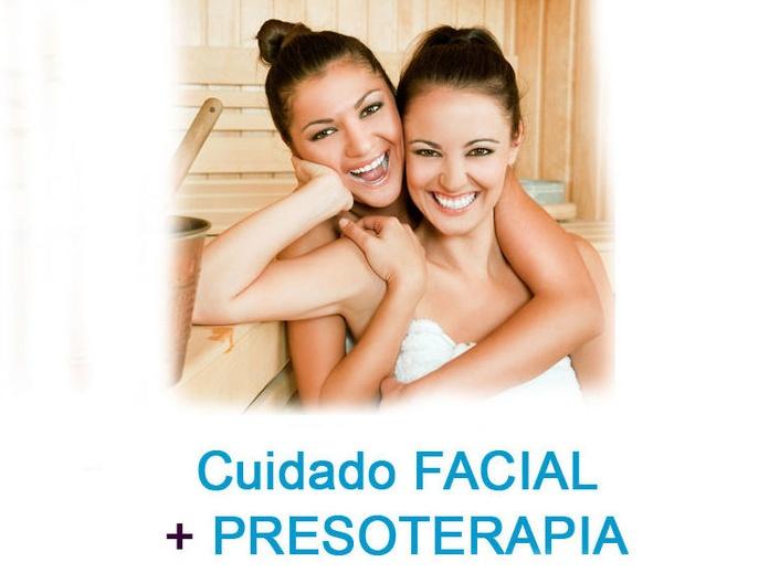 Pack Belleza - Cuidado Facial y Presoterapia: Servicios de Quirosan