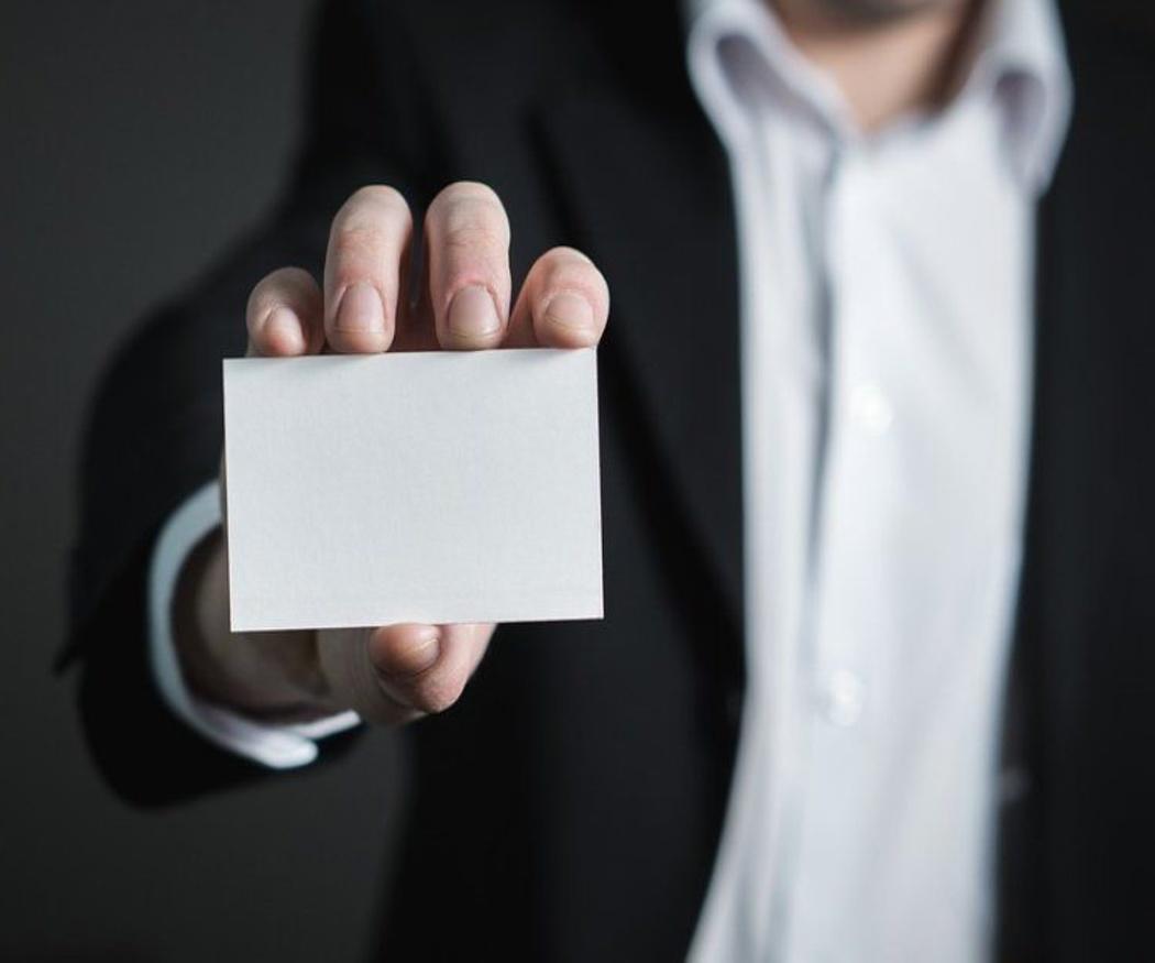 Consejos para diseñar tus tarjetas de visita (I)