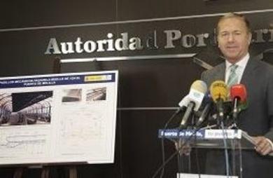 Más de medio millón de euros para el estudio geotécnico de la ampliación del Puerto