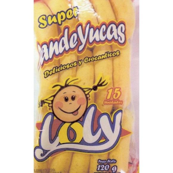 Pan de yuca Loly: PRODUCTOS de La Cabaña 5 continentes